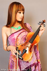 MIZ バイオリン弾いてみた